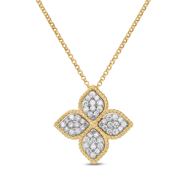 PRINCESS FLOWER Necklace - NIADR777CL0652WY
