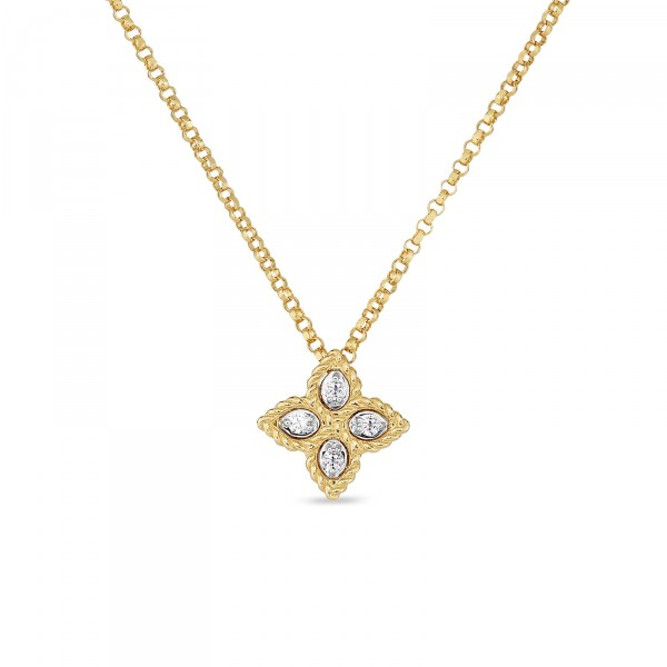 PRINCESS FLOWER Necklace - NIADR777CL0680WY