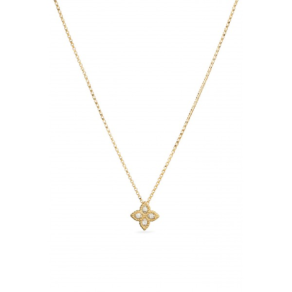 PRINCESS FLOWER Necklace - NIADR777CL1076WY