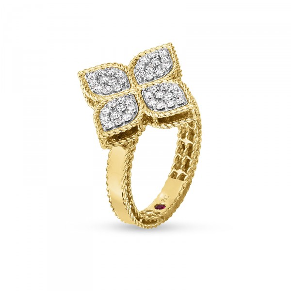 PRINCESS FLOWER Ring - RIADR777RI0643YW