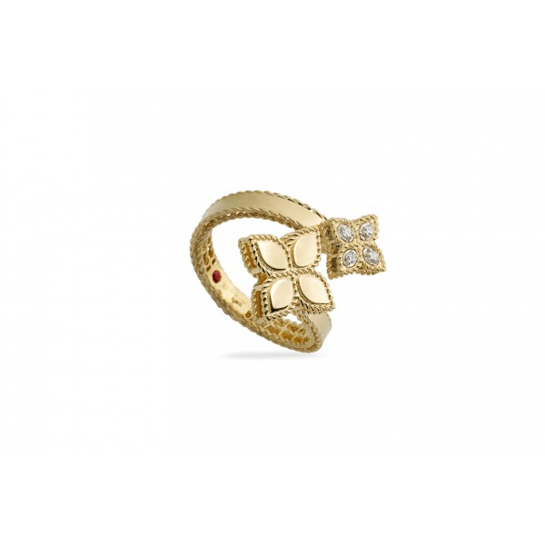 PRINCESS FLOWER Ring - RIADR777RI0644WY