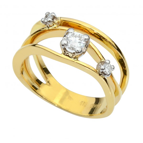 ENGAGEMENT Ring - RM415WY