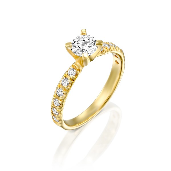 ENGAGEMENT Ring - RM677