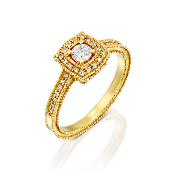 ENGAGEMENT Ring - RM697W
